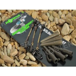 Korda COG Flat Pear Swivel Lead Kit (voor COG Lood)