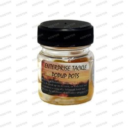 Enterprise Tackle Flavour Popup Pots Corn/Maize