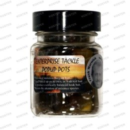 Enterprise Tackle Flavour Popup Pots Pellets