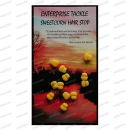Enterprise Tackle Sweetcorn Hair Stops