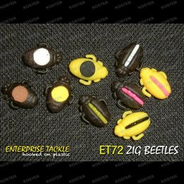 Enterprise Tackle Zig Beetles
