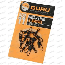 Guru Snap Link & Swivel