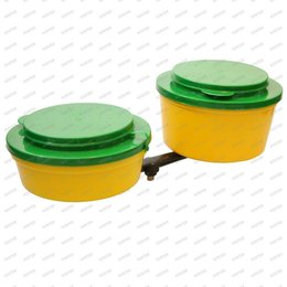 Kostra Kostra Collection Alcatraz Bait Bucket Set