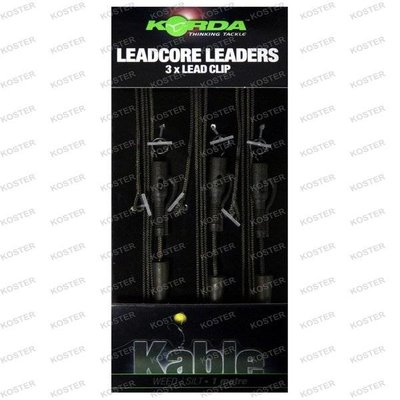 Korda Leadcore Leader Lead Clip