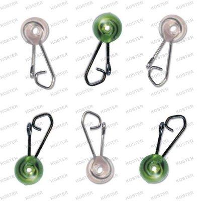Drennan Clip Beads
