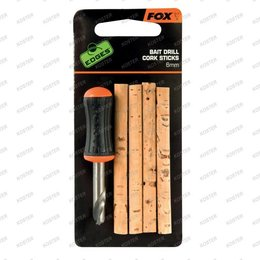 FOX Bait Drill & Cork Sticks