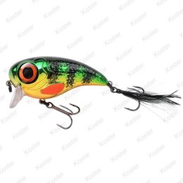 Spro Fat Iris Chrome Perch