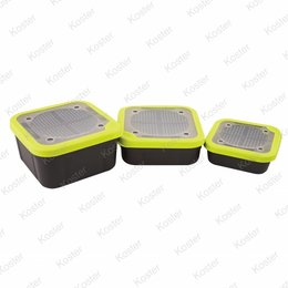 Matrix Matrix Bait Box Grey/Lime