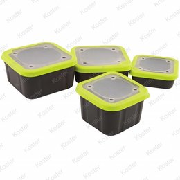 FOX Matrix Bait Box Solid Grey/Lime