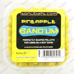 Sonubaits 7mm Band'um - Pineapple