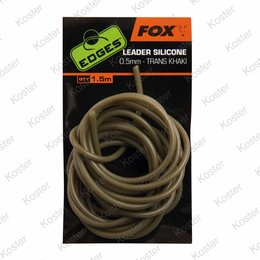 FOX Edges Silicone Leader