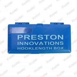 Preston Hooklength Box - Short