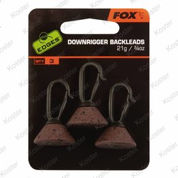 FOX EDGES Downrigger Backleads