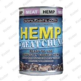 Sonubaits Hemp & Meat Chunks