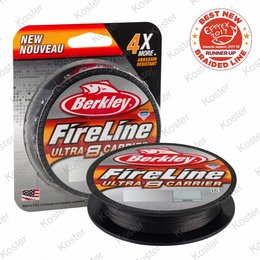 Berkley Fireline Ultra 8 - Smoke 300M