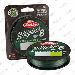Berkley Whiplash 8 - Moss Green 300M
