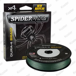 Spiderwire Dura-4 Braid - Green 150M