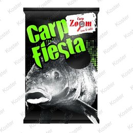 Carp Zoom Carp Fiesta Groundbaits - XXL Carp Yellow