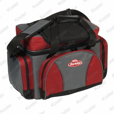 Berkley Storage With Tackle/Boxes Red