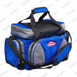 Berkley System Bag L Blue-Grey-Black + Boxes