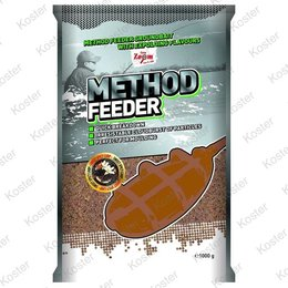 Carp Zoom Method Feeder Groundbait - Tigernut/Chococaramel