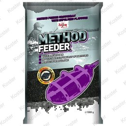 Carp Zoom Method Feeder Groundbait - Fish/Halibut