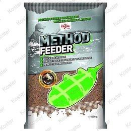 Carp Zoom Method Feeder Groundbait - Sweet Spicy Carp