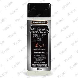 Sonubaits Clear Pellet Oils Krill