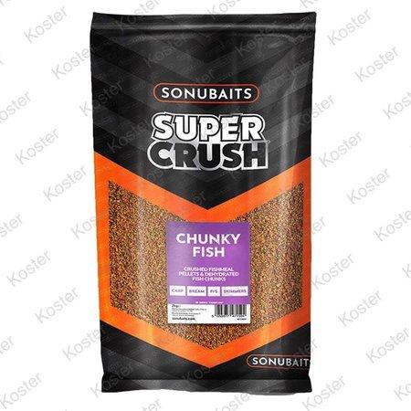 Sonubaits Chunky Fish Groundbait