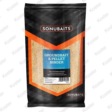 Sonubaits Groundbait & Pellet Binder
