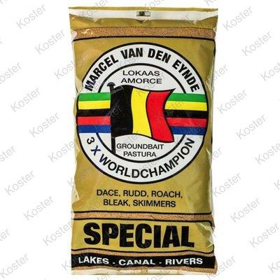 Marcel van den Eynde Speciaal Wedstrijd