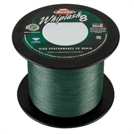 Berkley Whiplash 8 - Moss Green 2000 M