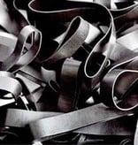 Black 05 Black elastic Length 50 mm, Width 10 mm