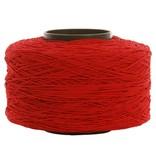 03 Cordon élastique - 1 mm - Rouge
