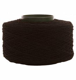 02 Koord elastiek - 2 mm - zwart - 500 meter/rol