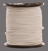 15 Trampoline koord 12 mm wit - 95 tot 100 meter - wit