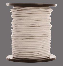 13 Trampolinschnur - 10 mm - 95 bis 100 Meter - Weiß