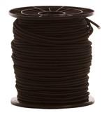 07 Trampoline cord - 6 mm - 95 to 100 meters - black