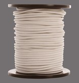 04 Trampoline cord - 4 mm - 95 to 100 meters - white