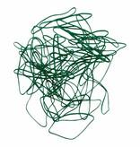 Green 03 Vert élastique mesuré 50 mm, Largeur 6 mm