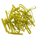 Lime green 08 Limegreen elastic Length 90 mm, Width 2 mm
