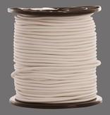 09 Trampoline koord - 8 mm - 95 tot 100 meter - wit