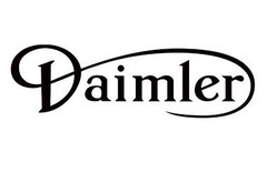 Daimler model cars / Daimler scale models