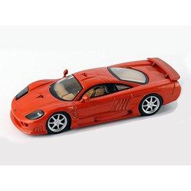 De Agostini Modelauto Saleen S7 oranje 1:43   De Agostini