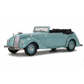 Oxford Diecast Modelauto Armstrong Siddeley Hurricane turquoise 1:43 | Oxford Diecast