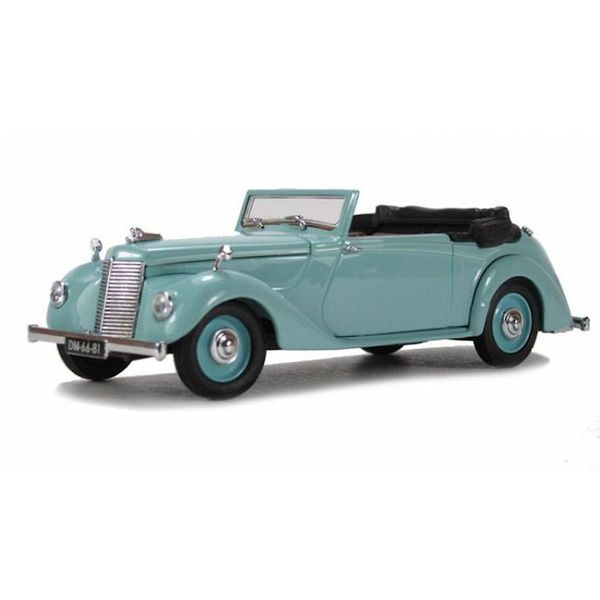 Modellauto Armstrong Siddeley Hurricane türkis 1:43 | Oxford Diecast