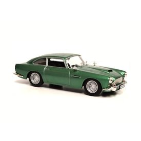 De Agostini Modelauto Aston Martin DB4 Coupe groen metallic 1:43 | De Agostini