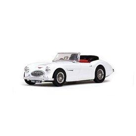 Vitesse Modellauto Austin Healey 3000 weiß 1:43 | Vitesse