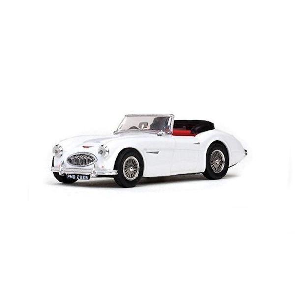 Modellauto Austin Healey 3000 weiß 1:43 | Vitesse