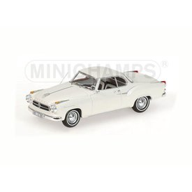 Minichamps Borgward Isabella Coupe 1959 1:43